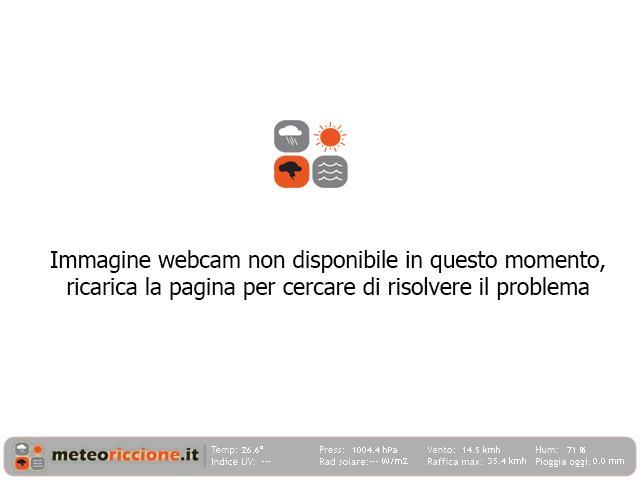 Riccione webcam - Beach 65, Riccione 1 webcam, Emilia-Romagna, Rimini