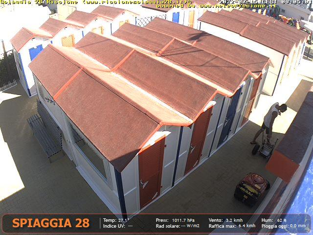 "Webcam 6   <a class=""as-btn-blue-medium"" style=""color:white"" href=""https://www.riccionespiaggia28.it/streaming/cam5.php"" target=""_blank"">Clicca qui per lo Streaming</a>"